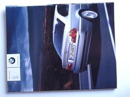 Dep015 Depliant Advertising BWM Serie 3 Coupè Dettagli Tecnici Dimensioni Colori Motore Engine Design Auto Car Voiture - Automobili