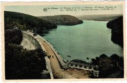La Gileppe, Le Barrage Et Le Lac (pk41594) - Gileppe (Stuwdam)
