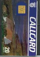 Irlande Callcard Telecom Eireann Maison Sur La Cote - Ireland