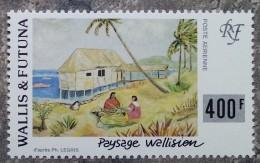 Wallis Et Futuna - YT Aérien N°179 - Paysage Wallisien D'après P. Legris - 1994 - Neuf - Airmail