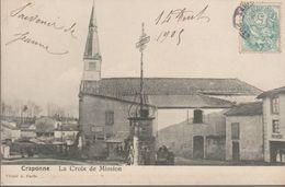 Craponne - La Croix De Mission - Craponne Sur Arzon