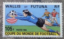 Wallis Et Futuna - YT N°465 - Coupe Du Monde De Football / Sport - 1994 - Neuf - Wallis And Futuna