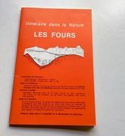 Itinéraire Dans La Nature : Les Fours ( Autour De Cordon En Haute-Savoie) - Deportes