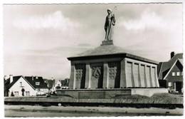 St Idesbald, Gedenkteken Aan St Idesbaldus Van Der Gracht (pk41601) - Koksijde