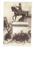 Cpa - Suisse - GENEVE - Statue Du Général Dufour - Cheval Cavalier - Ll 101 - 1912 - GE Genf