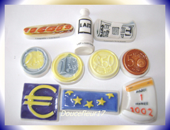 Euro 2000... Série Complète... Ref AFF : 35-2000...(pan 0011) - Countries