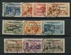 Maroc PA N 22 A 31 (o) - Maroc (1891-1956)