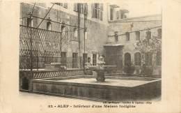 ALEP - Intérieur D'une Maison Indigène - Syria