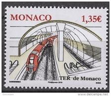 MONACO 2010  - Y.T. 2753 - NEUF ** - Monaco
