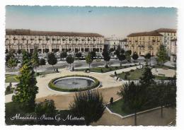 ALESSANDRIA - PIAZZA G.MATTEOTTI  VIAGGIATA FG - Alessandria