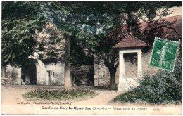78 CONFLANS-SAINTE-HONORINE - Vieux Puits Du Prieuré - Conflans Saint Honorine