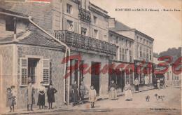 (55) Meuse - Montiers Sur Saulx - Rue Du Four - Voir Les Scans - Montiers Sur Saulx