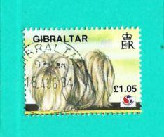 Gibraltar  Nº Yvert  708  USADO - Gibraltar