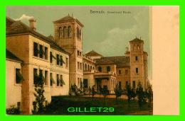 HAMILTON, BERMUDA - GOVERNMENT HOUSE -  PUB. BY J. H. BRADLEY & CO - - Bermuda