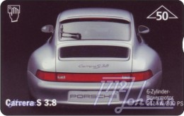 TWK Österreich Privat: 'Porsche Carrera S 3,8' Gebr. - Austria