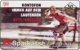 TWK Österreich Privat: 'Sparkasse Feldkirch' Gebr. - Austria