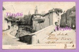 Giaveno - Via Istituto Professionale Pacchiotti - Italy