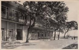Limon Costa Rica, Park Hotel, C1940s/50s Vintage Real Photo Postcard - Costa Rica