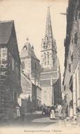 BAZOUGE-la-PEROUSE: L'Eglise - France