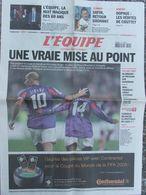 L'Equipe Du 1er Mars 2006 - France-Slovaquie - Safin - Vérités De Couttet - - Newspapers