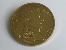 Médaille  NAPOLEON  EMPREUR ET ROI - Graveur Brenet.F   **** EN ACHAT IMMEDIAT **** - Royal / Of Nobility