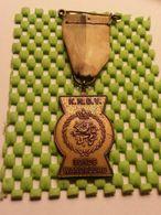 Medaille  / Medal - K.N.G.V Bonds Wandeldag / Royal. Dutch.Gym.Vereniging Bonds Walking Day - The Netherlands - Gymnastics