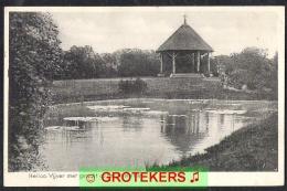 HEILOO Vijver Met Gezicht Op Het Rustaltaar 1946 - Other