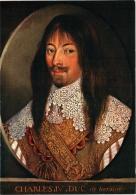 CPM 54 Nancy - Musée Historique Lorrain. Charles IV, Duc De Lorraine De 1625 à 1675 TBE - Nancy