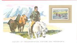 Falkland Islands  1900  Mail By Horseback - Andere (Aarde)