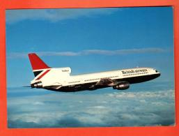 GAX-13  British Airways  Tristar. Not Used - 1946-....: Moderne