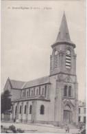 Bm - Cpa 63 - Blot-l'Eglise - L'Eglise - France