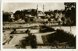 SIRYE  SYRIA  SIRIA  DAMAS  Mosquée Tekieh Et Solimanieh  Moschea  Mosque - Syria
