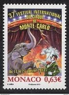 MONACO 2013 - N°2858  - NEUF  ** - Monaco