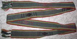 European Ethnic Belt 4x130sm - Belts & Buckles