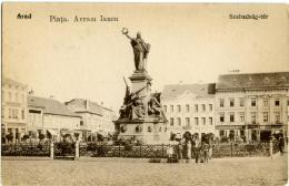 ROMANIA  ARAD  Piata  Avram Iancu - Romania
