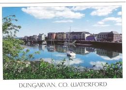 DUNGARVAN, CO. WATERFORD, IRELAND.UNUSED POSTCARD J1 - Waterford