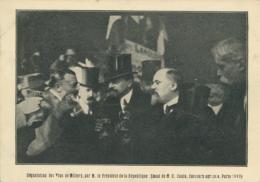 69 MILLERY /  Dégustation Des Vins Par Le Président De La République Stand Canin  Concours Agricole Paris 1913 - France