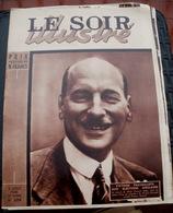 LE SOIR ILLUSTRE N° 684 Du 12 Aout 1945 Victoire Travailliste Aux élections Anglaises - Books, Magazines, Comics