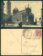 ITALIA [OF #15792 ] - MASSA MARITIMA CATEDRALE CON MONUMENTO A GARIBALDI - Massa