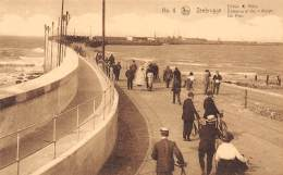 ZEEBRUGGE - Entrée Du Môle - Zeebrugge