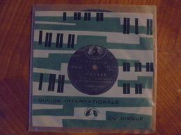 Ancien Disque Vinyle 45 T Guilde Internationale Du Disque CHOPIN - Classical