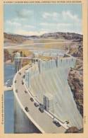 Nevada Highway Across Boulder Dam Curteich