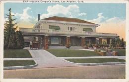 California Los Angeles Jackie Coogan's Home - Los Angeles