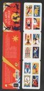 FRANCE / 2017 / Y&T N° AA 18?? ** Ou BC???? ** (Arts Du Cirque) 12 TVP LV) - état D'origine - Booklets