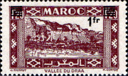 Maroc (Prot.Fr) Poste N** Yv:296 Mi 322 Yv:0,35 Euro Vallée Du Draa - Morocco (1891-1956)