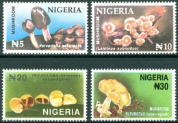 NIGERIA 1996 MUSHROOMS** (MNH) - Mushrooms