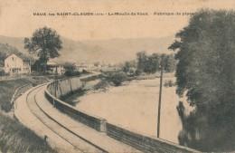 H23 - 39 - VAUX-LES-SAINT-CLAUDE - Jura - Le Moulin De Vaux - Fabrique De Pipes - France