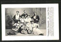 CPA Compagnia Masaniello, Dir. Luigi Arcari - Musica E Musicisti