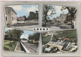 CPSM - LEZAY - MULTIVUES - Edition Combier - Sonstige Gemeinden