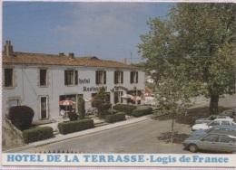 CPM - MAULEON - HOTEL DE LA TERRASSE - Mr DURAND Chef De Cuisine - Edition Combier - Mauleon